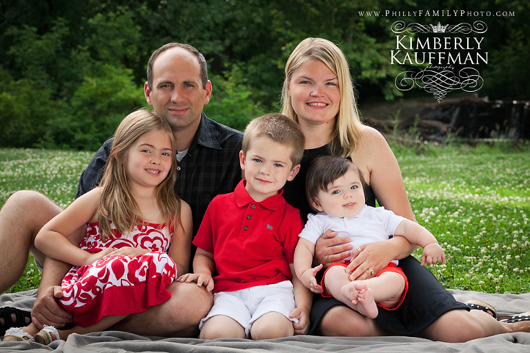 Doylestown family photographer