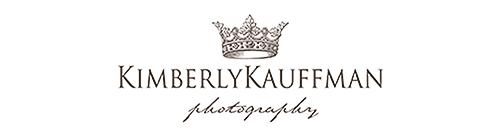 Bucks County Photographer – Kimberly Kauffman Photography logo